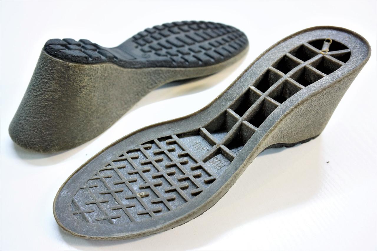 Подошва для обуви женская Руслана коричневая р.37