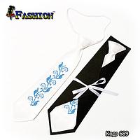 Дитяча вишита краватка Соломон