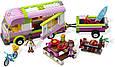 """Конструктор Bela Friends 10168 """"Оливия и домик на колёсах"""" (аналог LEGO Friends 3184), 309 дет, фото 6"""
