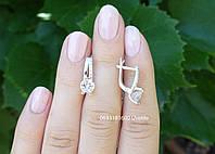Серебряные серьги арт.22с326