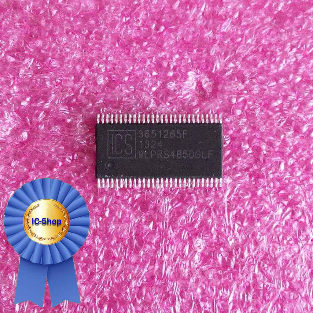 Микросхема 9LPRS485DGLF ( ICS9LPRS485DGLF )