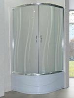 Душова кабіна SANTEH 9021-R ROLA 90*90*195 глибокий піддон, фото 1