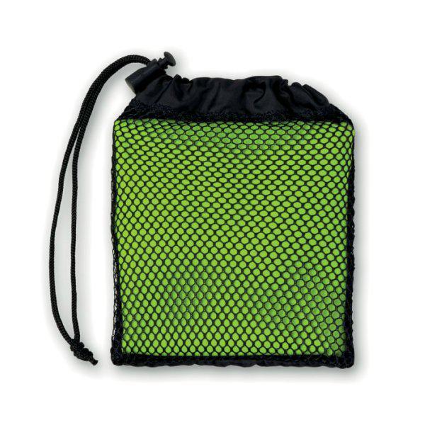 Полотенце спортивное TUKO в мешочке, 35х80
