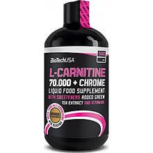BioTech L-Carnitine 70 000 + Chrome 500 ml