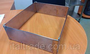 Форма для выпекания тортов раздвижная