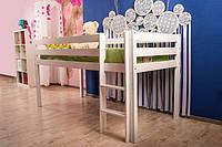 Кровать детская - Джулия 2054 (с лестницей)