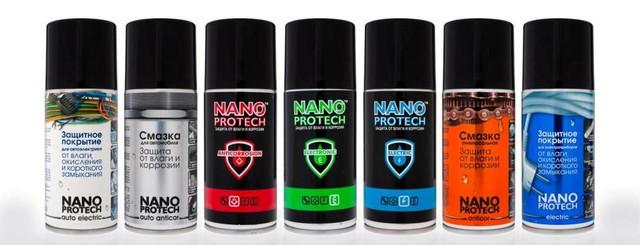 Nanoprotech - защита от влаги и коррозии