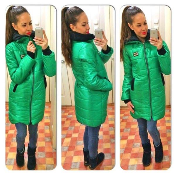 Женская куртка синтепон 300