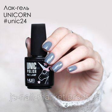 Лак-гель NUB UNICORN 24