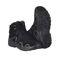 Черевики тактичні M-TAC Alligator (Black), фото 1