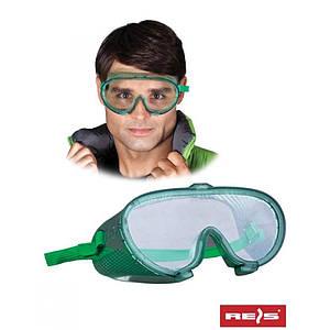 Закрытые защитные очки GOG-IMPACT