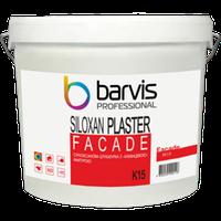 Силоксановая штукатурка BARVIS Facade Siloxan Plaster K15 25 кг