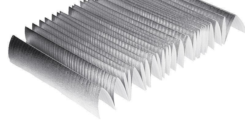 Подложка под ламинат Silver Snow folded