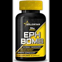 GOLD STAR EPH BOMB 50mg EPHEDRA 60 caps