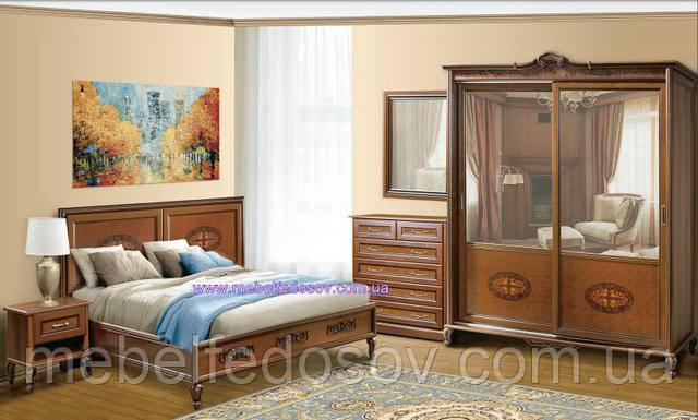 Модульная спальня С-5 (Скай)