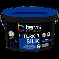 Високоукривиста матова фарба BARVIS Interior Silk 10 л