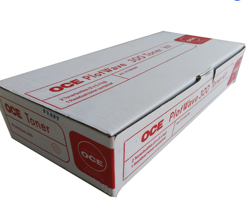 Совместимый тонер-набор для Océ (Oce) PlotWave 300/350 Toner Kit (2х0.4 кг)