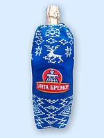 "Чехол на бутылку Заказчик : ""Санта Бремор"""