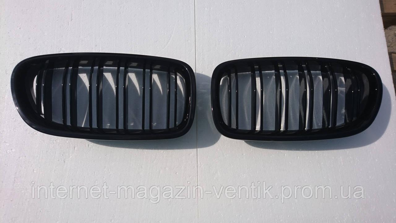 Решетка радиатора ноздри BMW F10 F11