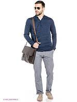 Осіння чоловіча лляна сорочка і штани. Колір льону на вибір. Розмір одягу від XS - 12XL, фото 1