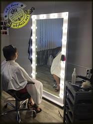 Зеркала визажиста, парикмахера с подсветкой .