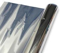 Пленка (фольга) металлизированная (двухсторонняя) 50х70см