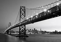Флизелиновые обои: Горизонт Сан-Франциско, 366х254