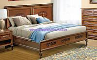 Кровать двухспальная 160 основа под матрас ДСП С-5  (Скай) 2080х1790х1060м м.