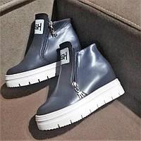 Модные женские ботинки , фото 1
