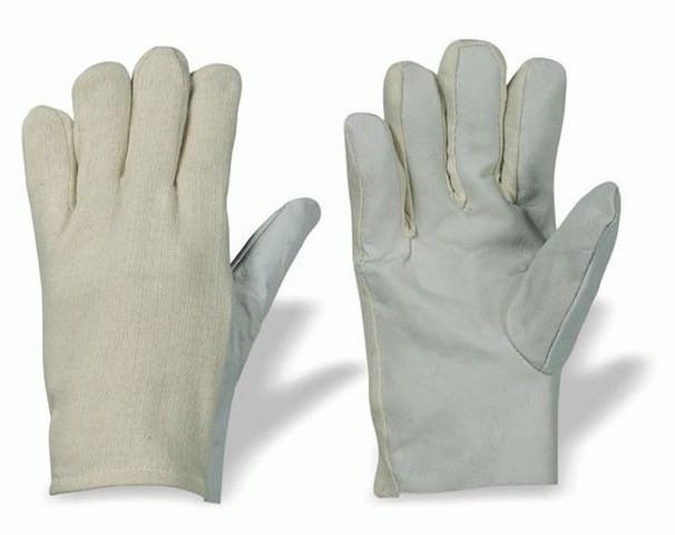 Перчатки STRONG HAND мягкая кожа и хлопок Wurth