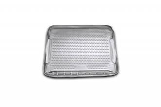 Коврик в багажник для HUMMER H3 2005-> внед. (полиуретан) NLC.19.01.B13