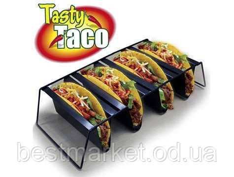 Форма для Приготовления Мексиканского Блюда Tasty Taco Двусторонняя