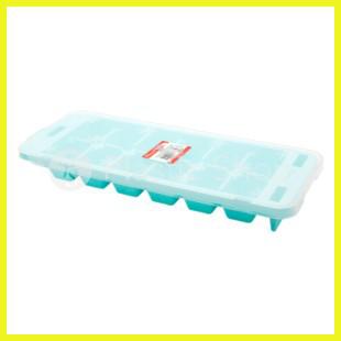 Форма для льда Premium 12 ячеек бирюзовый