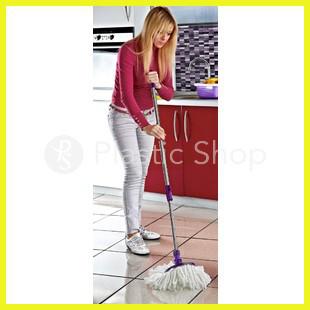 Швабра для уборки Magic Spin Mop