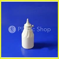 Бутылочка для соуса пластик