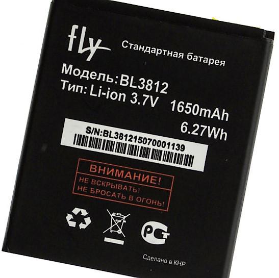 Аккумулятор батарея Fly BL3812 / IQ4416
