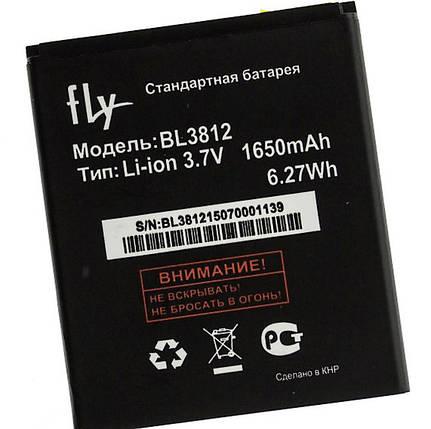 Аккумулятор батарея Fly BL3812 / IQ4416, фото 2