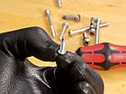Перчатки сборщика Soft Чрезвычайно легкие, тонкие, дышащие перчатки для сборочных производств Wurth, фото 3