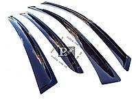 "Дефлекторы окон ""ANV air"" Ваз 2109, 21099, 2114, 2115 широкий - Ветровики ANV Лада 2109"