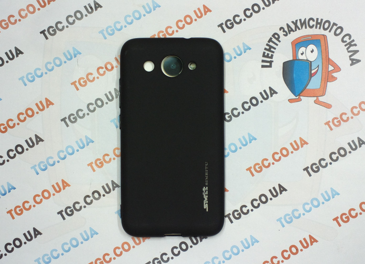 Чехол SMTT для Huawei Y3 - black