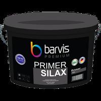 Силиконовая грунтовка с кварцевым наполнителем BARVIS Primer Silax 10 л
