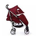 Детская коляска-трость CARRELLO Allegro CRL-10101/1 Kitty Red в льне, фото 2