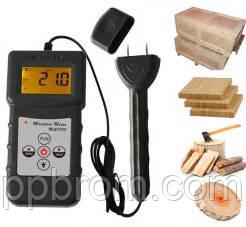 приборы для измерения влажности дерева с выносными датчиками