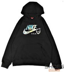 Худи Nike Black (ориг.бирка)