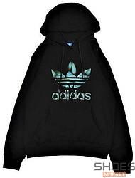 Худи Adidas Black (ориг.бирка)