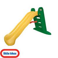Детская горка Вираж 150 см.  Little Tikes 4263