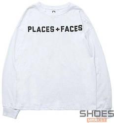 Свитшот Places + Faces White (ориг.бирка)