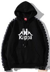 Худи Kappa Black (ориг.бирка)