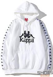 Худи Kappa White (ориг.бирка)