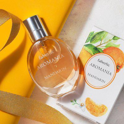 Туалетная вода Aromania Mandarin Faberlic